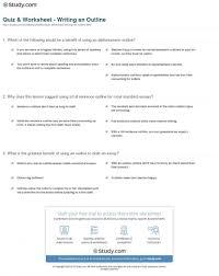 argumentative essay sample examples outline template   outline argumentative essay quiz worksheet writing an fo outline argumentative essay essay large