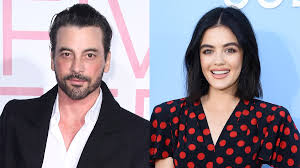 Lucy Hale, Skeet Ulrich spark romance rumors with PDA-filled outing