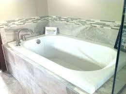 subway tile around bathtub tiling around a tub drop tiling tub shower walls tiling tub face