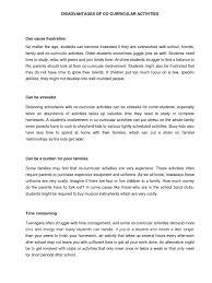common app extracurricular essay extracurricular essay common app