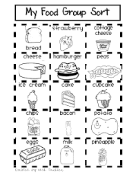 Small Picture Coloring Page Food Group Coloring Pages Coloring Page and