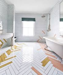 17 Bathroom Tile Ideas That Are Anything But Boring - Freshome.com