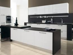 black and white kitchen ideas. Modern Kitchen Black White Ideas And