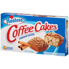 This link is to an external site that may or may not meet accessibility guidelines. 2 Pack Hostess Cinnamon Streusel Coffee Cake 1 44oz 64 32pk Per Box 2 Box Pack Walmart Com Walmart Com