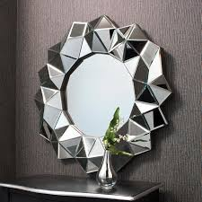 Small Picture Cool faceted mirror Trend Alert Faceted Interior Design for