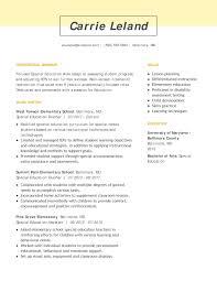 Resume Mid Career Resume
