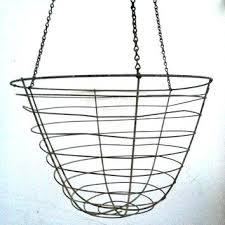 hanging wire baskets for kitchen elegant hanging wire baskets hanging basket chandelier french wire chandelier chandeliers