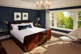 best navy blue paint color18 Vibrant Navy Blue Bedroom Design Ideas  Rilane