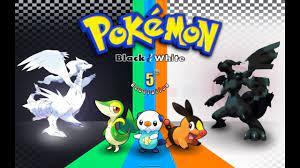 Pokemon White ROM Game | Pokémon white, Pokemon, Nintendo ds