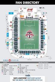 72 Always Up To Date Bmo Field Detailed Seating Chart