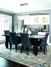 room dining table area rug ideas 16 best material for dini elegant