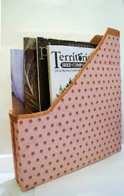 Magazine Holder Craft Enchanting Magazine Holder Think Crafts By CreateForLess