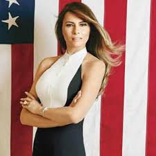 Image result for melania photos censored by facebook