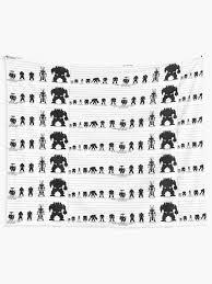Redbubble Size Chart Warhammer 40k Size Chart Wall Tapestry