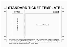 tickets template 015 free printable movie tickets template invitation