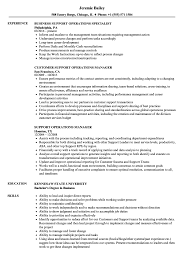 incomplete degree on resume - support operations resume samples velvet jobs