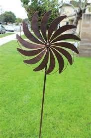 garden wind spinners metal windmill wind farm wind spinner yard stake garden stake yard art garden wind spinners nz