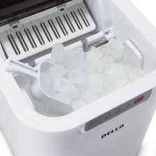 della 048 gm 48224 electric countertop ice maker review