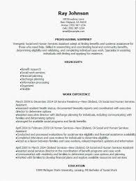 Human Services Resume Templates Amazing Dental Assistant Resume Examples Fresh Dental Assistant Resume