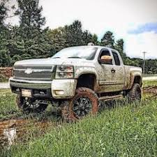 chevy trucks mudding 2015. Interesting 2015 Muddly Lifted 2014 White Silverado In The Mud For Chevy Trucks Mudding 2015 L