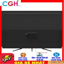 Tivi TCL 55 inch Qled 4K Android tivi 55C815 (Miễn phí vận chuyển tại hà  nội)