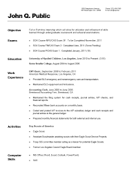 Amazing Ideas Actuarial Resume 5 Actuary Resume Example Resume