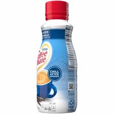 Instantly improve your morning espresso or cappuccino with rich coffee mate flavor! Kroger Coffee Mate French Vanilla Liquid Coffee Creamer 16 Fl Oz