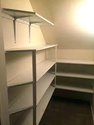 under the stairs shelves under the stairs shelves under stairs storage shelves large size of under