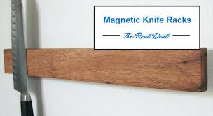 magnetic wooden knife holder the real deal with magnetic knife racks blog picture wooden magnetic knife