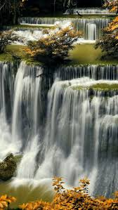 Awesome waterfall. Must be stunning to see this in real life! ____ Karen A