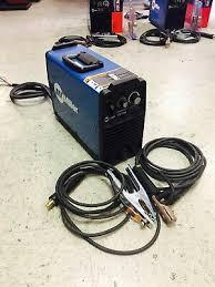 miller cst 280 stick tig welder with leads $1,195 00 picclick Miller Manuals at Miller Cst 280 Wiring Diagram