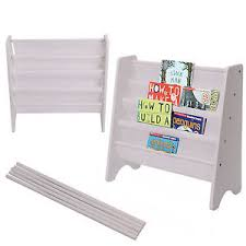 image is loading uk children kids bookcase bookshelf storage book shelf