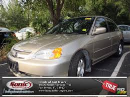 2003 Honda Civic Hybrid Sedan in Shoreline Mist Metallic - 010658 ...