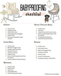 Baby Room Checklist Awesome Design Ideas