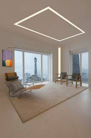led plaster in lighting solutions truquad using truline 1 6a by pure lighting