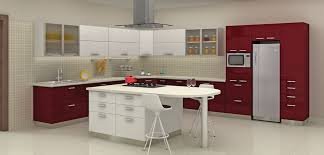 Contemporary Style Kitchen Cabinets Fascinating Steel Kitchen Contemporary Style House White House