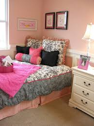 Bedroom:Luxurious Teen Girl Bedroom In Elegant Blue Decoration Ideas Pink  And Grey Teenage Girl