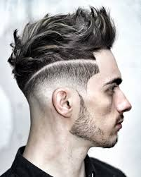 Coupe De Cheveux Homme Dégradé Black Inspirant Degrader