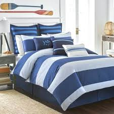 boys striped bedding navy blue and white striped bedding boys striped bedding home improvement cast wilson