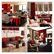 brown and red living room ideas. All Red Living Room? May Be And Brown Like Current Room-- Room Ideas V