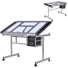 Table Dessin Inclinable Bureau D Architecte Table En Verre