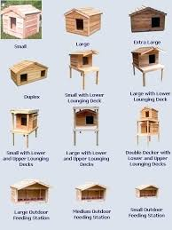 outdoor cat house interior diy insulated range of houses available at com