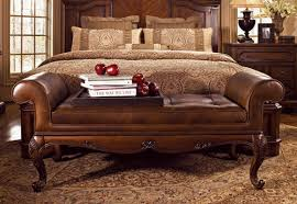 exotic hand carved leather bedroom bench picture bed bench furniture