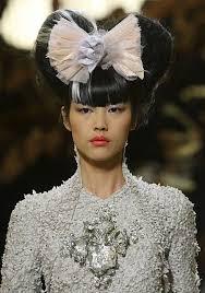 chanel haute couture s s 2010 makeup