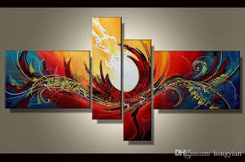 2019 100 hand painted modern abstract oil painting painting wall art canvas home office hotel decoration picture contemporary art abs32 from hongyiart