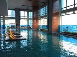 beautiful indoor pools. Brilliant Pools Renaissance Bangkok Ratchaprasong Hotel Beautiful Indoor Swimming Pool   Top Floor On Indoor Pools