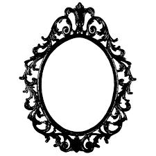 Black Ornate Frame Png Click To Download Vintage No109 Ornate Frame