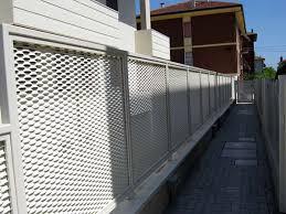 Recinzioni Da Giardino In Metallo : Recinzioni metalliche ravenna imola progettazione recinti