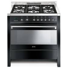 Why Dual Fuel Range Smeg A1bl 7 90cm Opera Dual Fuel Range Cooker Appliance City