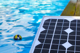are solar pool heaters water resistant